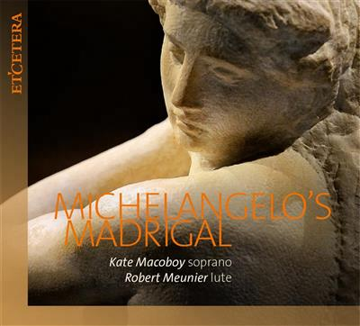 MICHELANGELO'S MADRIGAL   CD